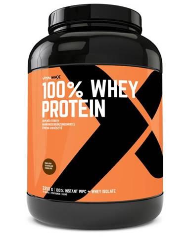 Vitalmax 100% Whey Protein 2350 g variant: čokoláda
