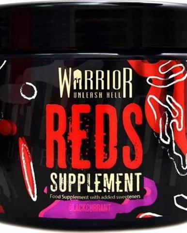 Warrior Reds 150 g variant: čierne ríbezle