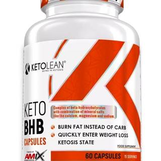 Amix Nutrition Amix KetoLean Keto BHB 60 kapsúl
