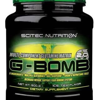 Scitec Nutrition Scitec G-Bomb 2.0 500 g variant: ľadový čaj