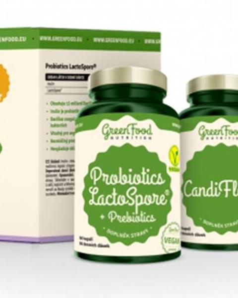 GreenFood GreenFood intimitu + Pillbox