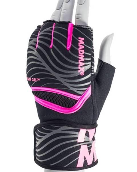 MadMax MadMax MaxGel Fighting Gloves MBF906 ružové variant: S/M