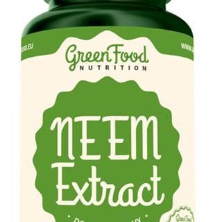 GreenFood NEEM extract 60 kapsúl