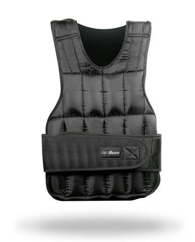 GymBeam Záťažová vesta 10 kg čierna