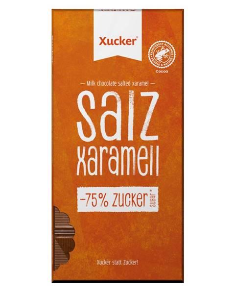 Xucker Xucker čokoláda slaný karamel 80 g