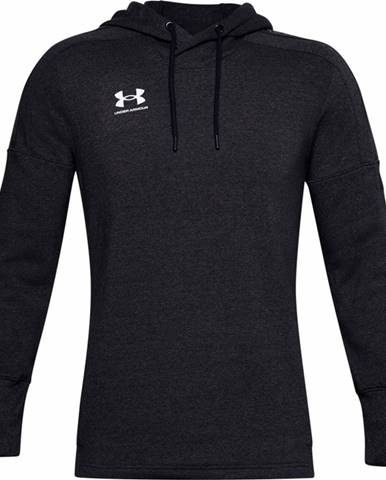 Pánska mikina Under Armour Accelerate Off-Pitch Hoodie Black - S