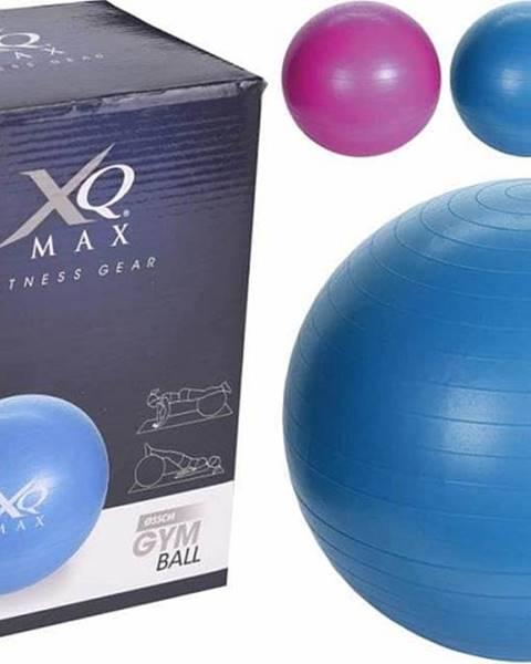 XQ MAX Gymnastický míč XQ MAX YOGA BALL 55 cm - Růžová