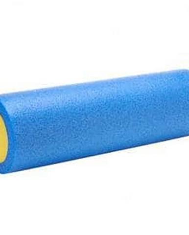 Pěnový válec XQMax YOGA FOAM 45x15cm - Modrá