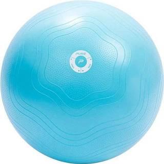Gymnastický míč Pure2Improve YOGA BALL 65 cm - Modrá