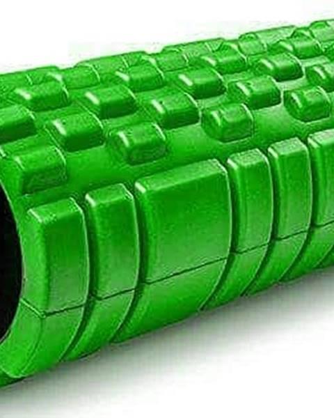 Sedco Masážní VÁLEC YOGA FOAM ROLLER Sedco 33x14 cm - Zelená