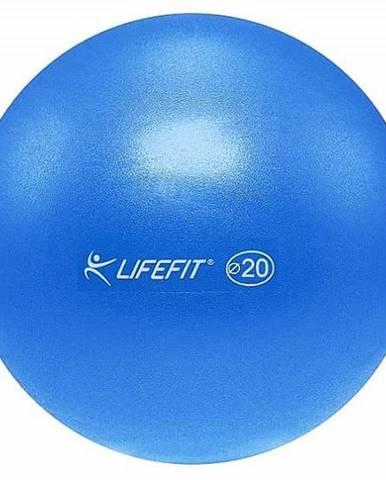 Míč OVERBALL LIFEFIT 20cm, modrý