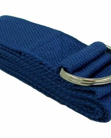 Pásek/Popruh na Jógu - YOGA STRAP 180 cm - Modrá