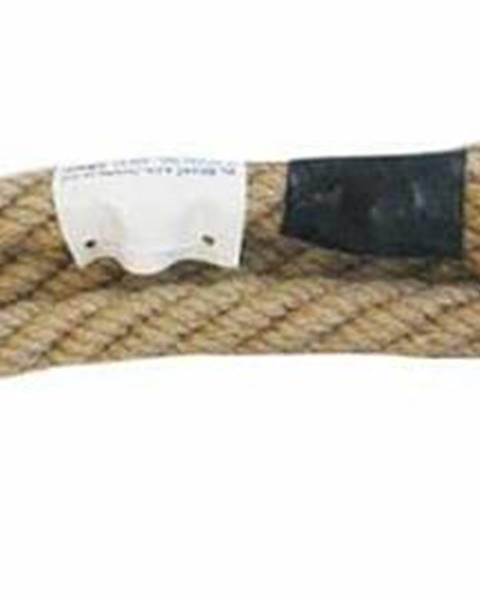 KV Řezáč Lano na šplh 4,5 m KV Řezáč ze 100% juty průměr 35 mm - Béžová