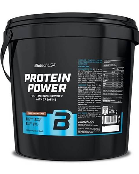 Biotech USA Protein Power - Biotech USA 1000 g Jahoda-Banán