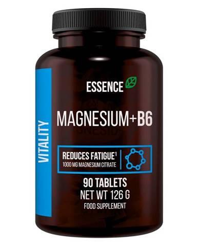 Magnesium + B6 - Essence Nutrition 90 tbl.