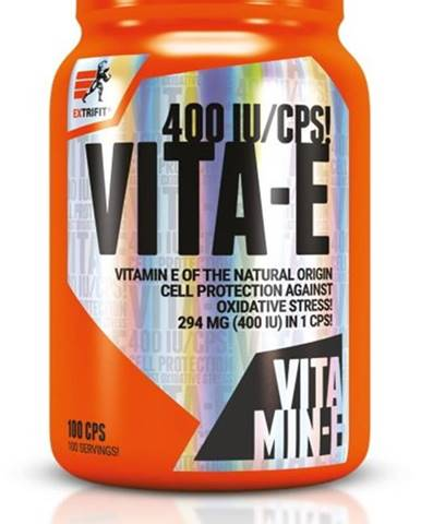 Vita-E 400 UI - Extrifit  100 kaps.
