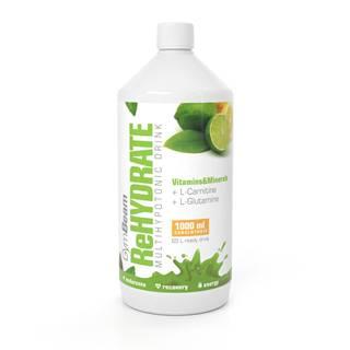 GymBeam ReHydrate 1000 ml ružový grapefruit
