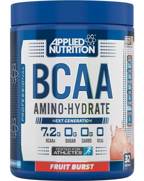 Applied Nutrition Applied Nutrition BCAA Amino hydrate 450 g zelené jablko