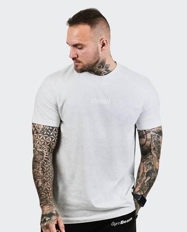 GymBeam Tričko FIT Grey  S