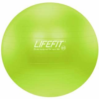 Gymnastický míč LIFEFIT ANTI-BURST 65 cm, zelený