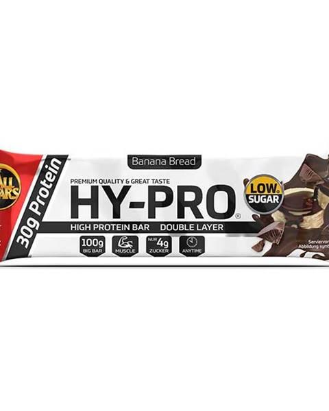 All Stars All Stars HY-PRO Deluxe bar 100 g chrumkavá dvojitá čokoláda