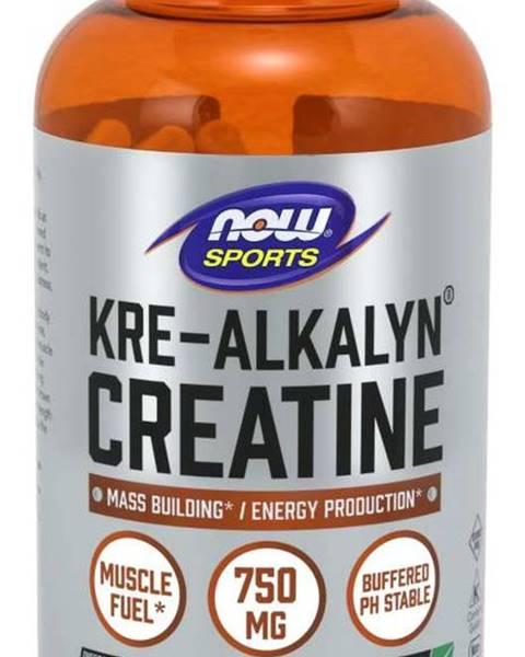 NOW Foods NOW Kre-Alkalyn Creatine 120 kaps.