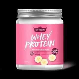 GYMQUEEN Whey Proteín 500 g malinový jogurt