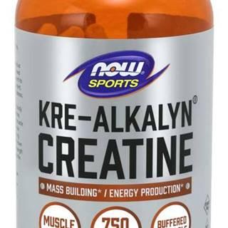 NOW Kre-Alkalyn Creatine 120 kaps.