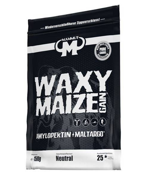 Mammut Nutrition Mammut Nutrition Amylopektin Waxy Maize Gain - 1500 g