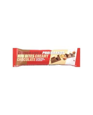 PRO!BRANDS MINI BITES Protein bar 21 g čokoládový krém