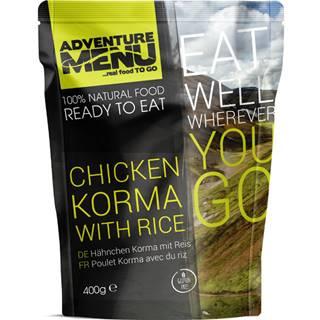 Adventure Menu Kurča Korma s ryžou 400 g