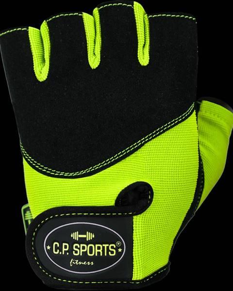 C.P. Sports C.P. Sports Fitness rukavice Iron neónové  XS