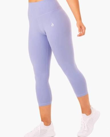 Ryderwear Dámske legíny 7/8 High Waisted Base purple  XS