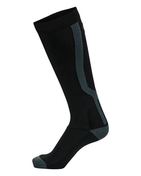 Newline Kompresné bežecké podkolienky Newline Compression Sock čierna - 35-38