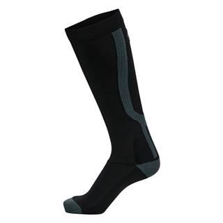 Kompresné bežecké podkolienky Newline Compression Sock čierna - 35-38