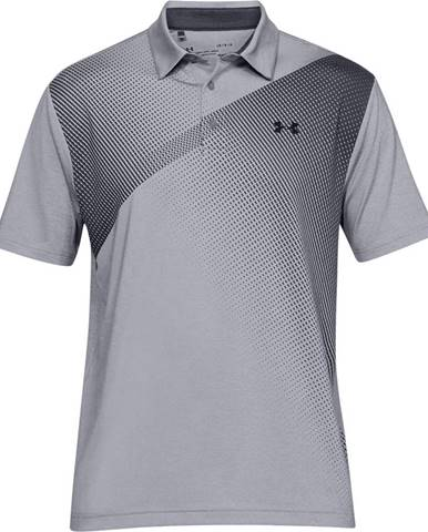 Pánske tričko Under Armour Playoff Polo 2.0 Steel - M