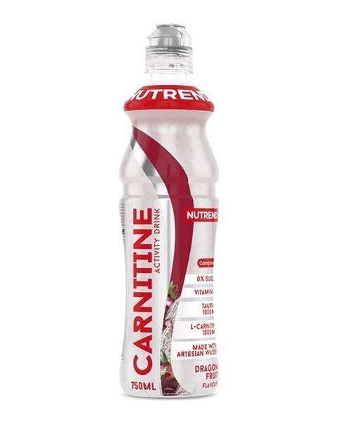 Nutrend Drink Nutrend Carnitine Activity Drink 750 ml bez kofeínu eukalyptus kiwi