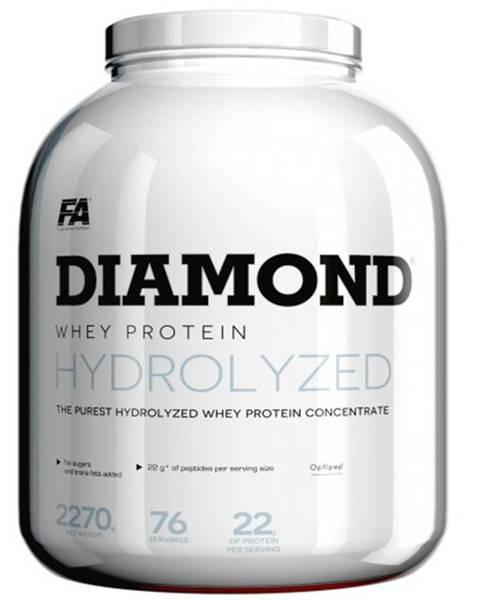 Fitness Authority Diamond Hydrolysed Whey Protein - Fitness Authority 2270 g Chocolate