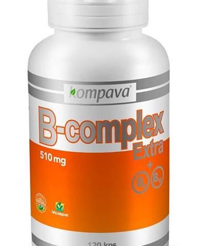B-complex Extra+B6 B12 - Kompava 120 kaps.