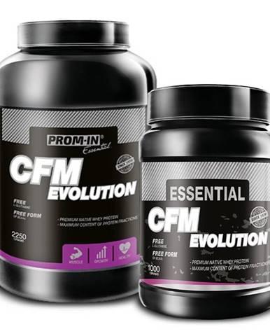CFM Evolution 2250 g + 1000 g Zadarmo - Prom-IN 2250 g + 1000 g Banana