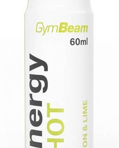 Energy Shot - GymBeam 60 ml. Lemon Lime