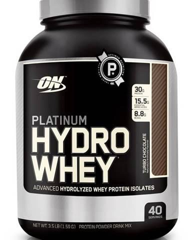Platinum Hydrowhey - Optimum Nutrition 1590 g Jahoda