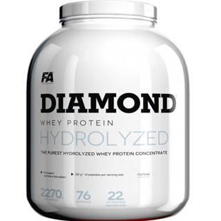 Diamond Hydrolysed Whey Protein - Fitness Authority 2270 g Chocolate