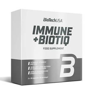 Immune + Biotiq - Biotech USA 2 x 18 kaps.