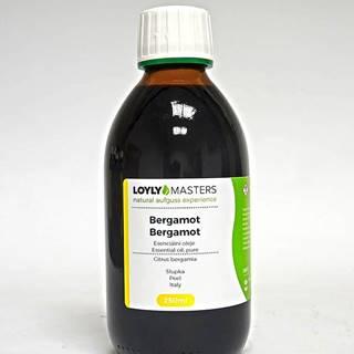 100% EO LOYLY MASTERS Bergamot (250ml)