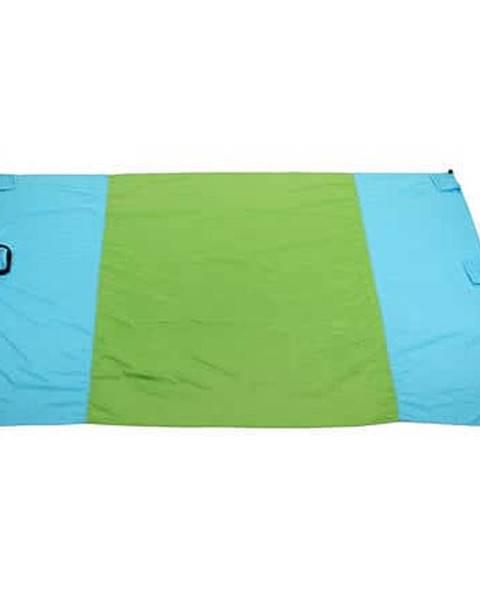 Merco Camp Pad 275 kempingová podložka modrá-zelená