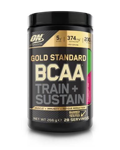 Optimum Nutrition Gold Standard BCAA Train Sustain 266 g broskyňa marakuja