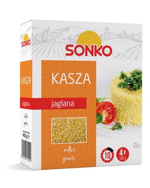 SONKO SONKO Proso krúpy 4 x 100 g