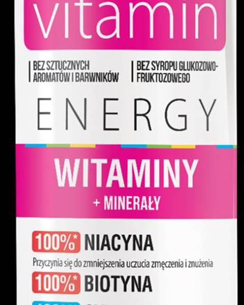 OSHEE Vitamine energy drink Vitamíny + minerály - OSHEE 250 ml