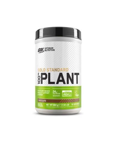Optimum Nutrition Proteín Gold Standard 100% Plant 680 g vanilka